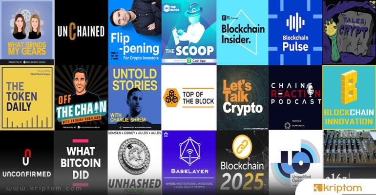 2019'un En İyi Kripto Podcast Bölümleri