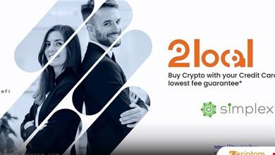 2local Exchange'de Simplex Kullanarak En Düşük Ücretlerle Kripto Satın Alma