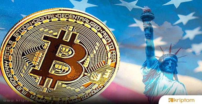 ABD hükümetinden Kripto Para birimlerine yakın markaj
