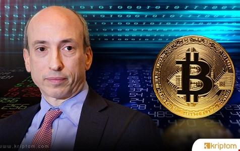 ABD SEC Başkanı, Kripto Para Birimlerini Yasaklama Planlarının Olmadığını Söyledi