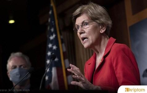 ABD Senatörü Elizabeth Warren, Fidye İfşa Yasası'nı Tanıttı