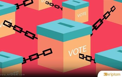 ABD Senatosu, Blockchain Odaklı Oy Sistemini Önerdi