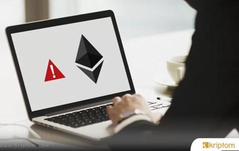 Acil Durum: Ethereum Vakfı, Parity İstemcisinde Kritik Hata Bildiriyor