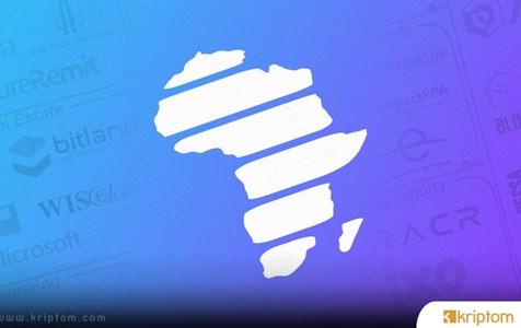 Afrika Değişimi Devam Ettirmek için Blockchain Kullanıyor