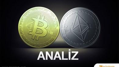 Etherum ve Bitcoin Fiyat Analizleri Ağustos