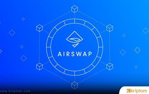 AirSwap (AST) Nedir? İşte Tüm Ayrıntılarıyla Kripto Para Birimi AST Coin