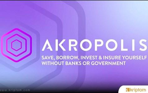 Akropolis (AKRO) Nedir? İşte Ayrıntılarıyla AKRO Coin