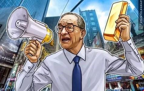 Alan Greenspan: Bitcoin, Amerika'nın devrim zamanındaki parasına benziyor