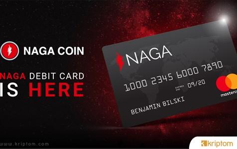 Alman FinTech Şirketi NAGA Grubu Bugün Token Satışını Başlatıyor