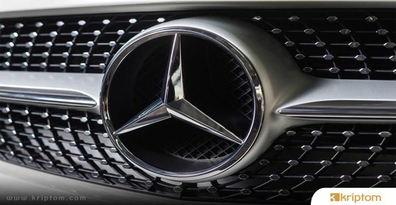 Alman Otomobil Şirketi Mercedes-Benz Blokchain Teknolojisini Kullanacak