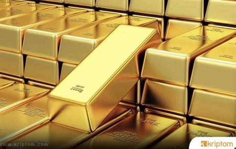 Altın, Bitcoin'e Benzer Bir Model mi Çiziyor?