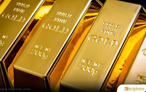 Altın Bu Seviyeleri Görebilir