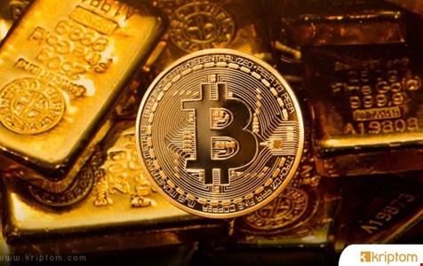Altın Tek Bir Günde Bitcoin'in Piyasa Değerinin 5 Katı Kadar Değer  Kaybetti