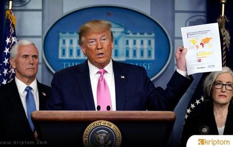 Altıncı Düşüş Gününü Yaşayan Wall Street'te Başkan Trump'ın Corona Virüsü Paniğini Yatıştırma Çabaları Bir Düşüşe Engel Olamadı
