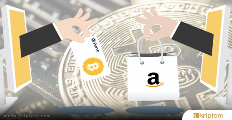 Amazon'dan Bitcoin ile alışveriş yapmanın en kolay yolu