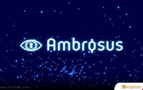 Ambrosus (AMB) Nedir? İşte Ayrıntılarıyla AMB Token