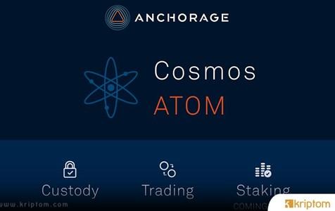 Anchorage, Popüler Altcoin'e Saklama ve Ticaret Desteği Ekliyor