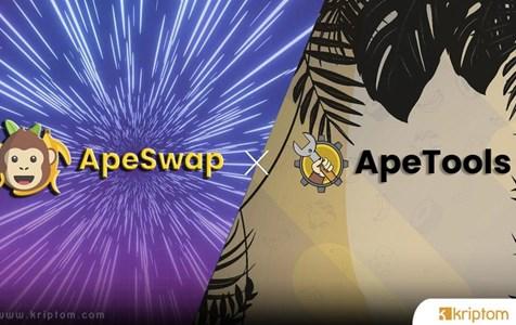 ApeTools (TAPE) Nedir? İşte Tüm Ayrıntılarıyla Kripto Para Birimi TAPE Coin