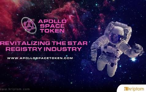 Apollo Space Token, BSC'de NFT'yi Başlattı - Lansmanın İlk Haftasında Hit Oldu
