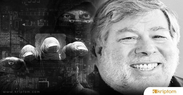 Apple'ın kurucu ortaklarından Steve Wozniak'ın Bitcoinleri çalındı