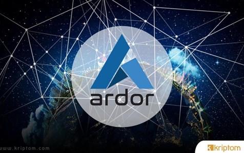 Ardor (ARDR) Nedir? İşte Tüm Detaylarıyla Kripto Para Birimi ARDR Token