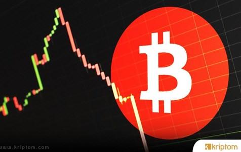 Aylık En Düşük Seviyeye Gerileyen Bitcoin İçin Tehlike Çanları mı Çalıyor?
