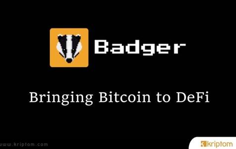 Badger DAO (BADGER) Nedir? İşte Tüm Ayrıntılarıyla Kripto Para Birimi BADGER Token