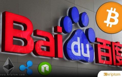 Baidu, 'Xuperchain' Blok Zinciri Projesi İçin Halka Açık Beta Sürümünü Başlattı