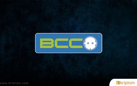 BCC işlemlerini kapatmasının ardından % 87 düştü
