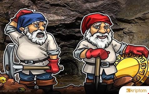 Çin Bitcoin madenciliği için
