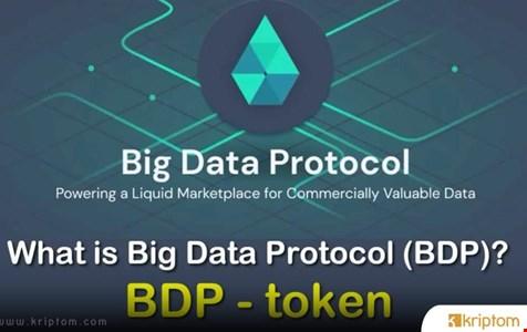 Big Data Protocol Coin (BDP) Nedir? İşte Tüm Ayrıntılarıyla Kripto Para Birimi BDP Coin