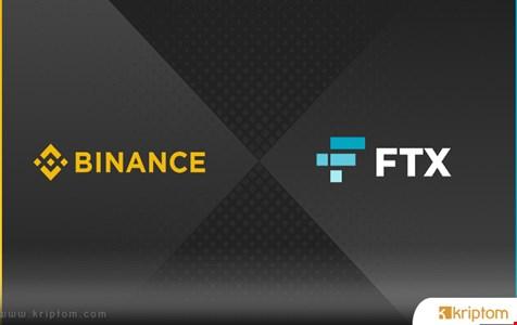 Binance, FTX Türev Platformuna Ortak Oldu