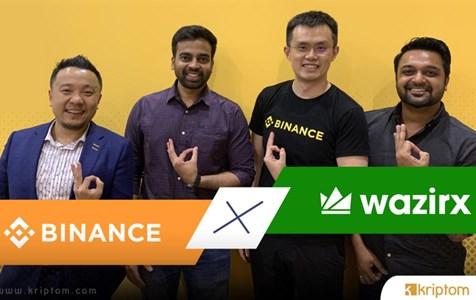 Binance, Hindistan Merkezli WazirX'in P2P Platformunun Entegrasyonunu Duyurdu