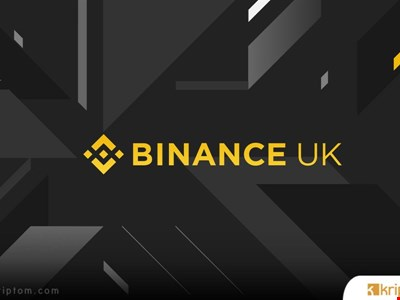 Binance, İngiltere