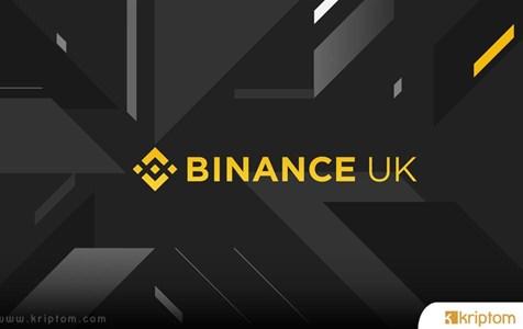 Binance, İngiltere'de Kurumsal Yatırımcılara Hizmet Etmek İçin Bir Kripto Ticaret Platformu Başlatmayı Planlıyor