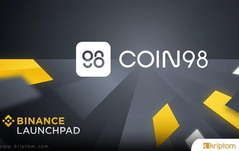 Binance Launchpad'de Coin98 (C98) Token Satışı Başlıyor – İşte Ayrıntılar