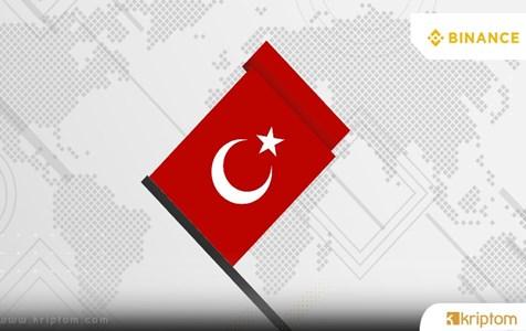 Binance Türkiye'deki Faaliyetlerinin Aylık Raporunu Yayınladı