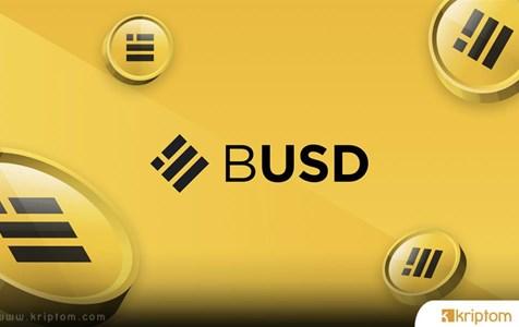 Binance USD (BUSD) Nedir? Detaylarıyla Stablecoin BUSD Token