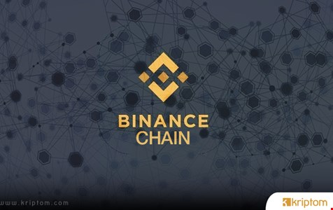 Binance'den yeni bir Blockchain