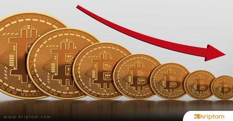 Bitcoin 10 bin dolar altına düştü