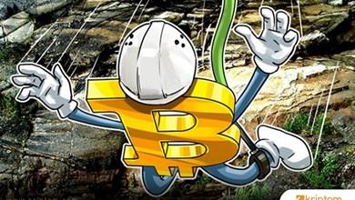 Bitcoin 5200$ seviyelerini gördü