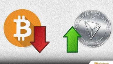 Bitcoin 7.000$ altına düştü, TRON yükseliyor