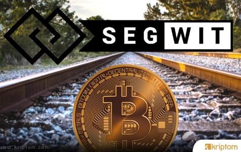 Bitcoin Ağında SegWit Kabulü Yüzde 64,13 İle Tüm Zamanların En Yüksek Seviyesinde