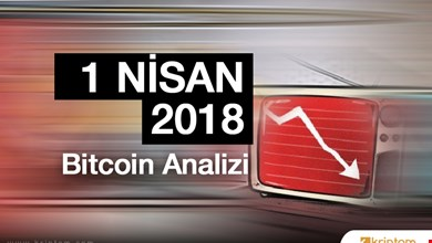 Bitcoin Analizi (01.04.2018)