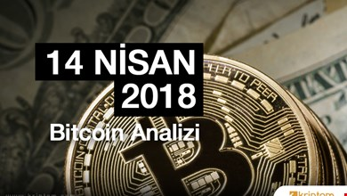 Bitcoin Analizi (14.04.2018)