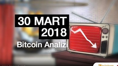 Bitcoin Analizi (30.03.2018)