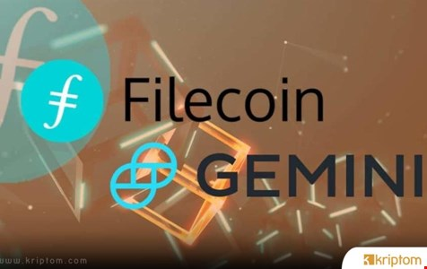 Bitcoin Borsası Gemini, Filecoin'i Listelemek İçin Düzenleyicilerle Birlikte Çalışıyor