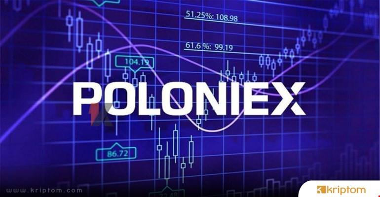 Bitcoin Borsası Poloniex, Tron Blockchain Üzerindeki USDT Desteğini Ekledi