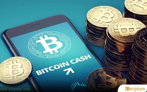 Bitcoin Cash Bu Seviyeleri İşaretledi