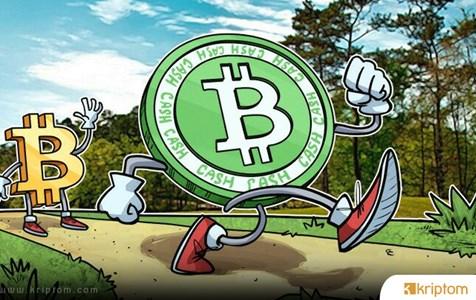 Bitcoin Cash Fiyatı Haftada %50 Artıyor